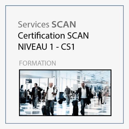 CCCG - Certification SCAN